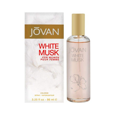 Buy original Jovan White Musk Cologne For Women 96ml only at Perfume24x7.com