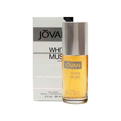 Buy original Jovan White Musk Cologne For Men 88ml only at Perfume24x7.com
