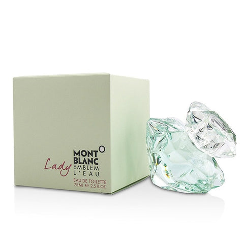 Buy original Mont Blanc Lady Emblem L'EAU 75 Ml Edt For Women only at Perfume24x7.com