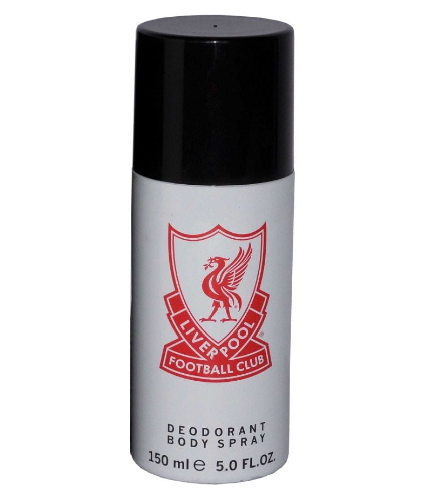 Liverpool White Deodorant For Men 150ml