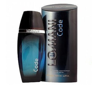 Lomani Code EDT For Men 100ml