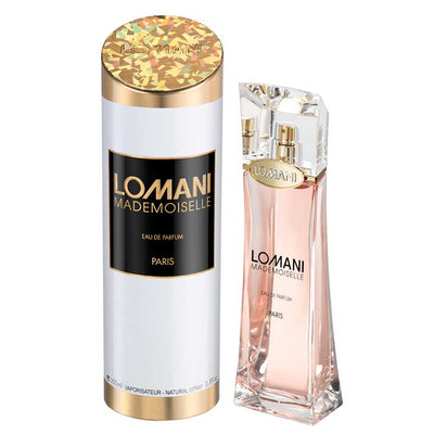 Buy original Lomani Mademoiselle Edp for Women 100ml only at Perfume24x7.com