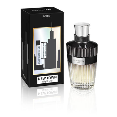 Buy original Lomani Newton Nightlife EDT For Men 100ml only at Perfume24x7.com