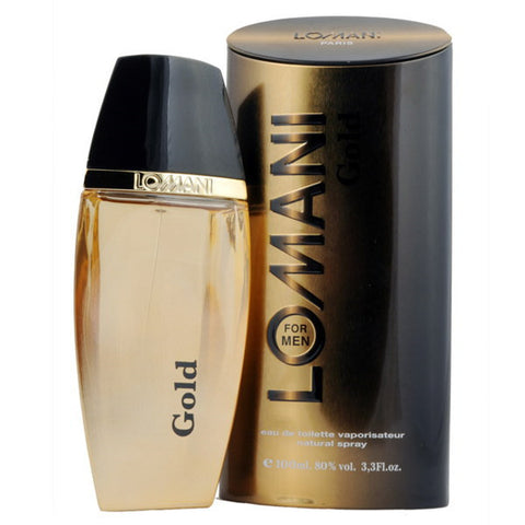 Buy original Lomani Gold EDT For Men 100ml only at Perfume24x7.com