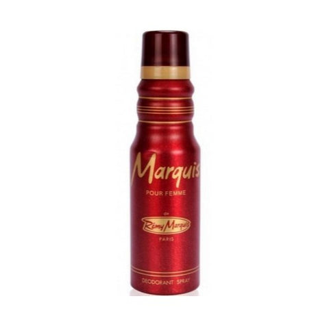 Buy original Marquis Deodorant For Women By Remy Marquis 175ml only at Perfume24x7.com