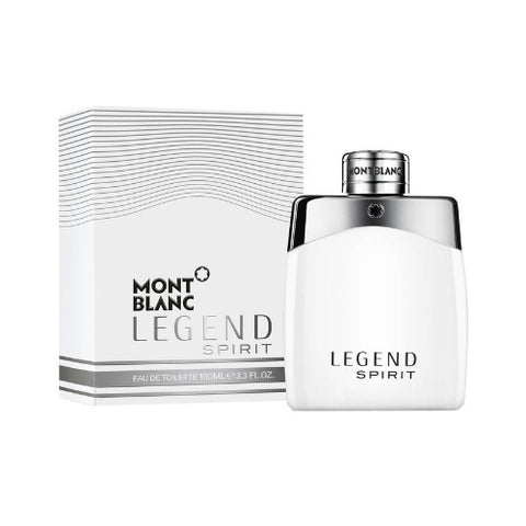 Mont Blanc Legend Spirit EDT For Men 100ml