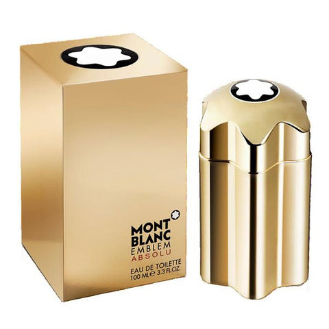 Buy original Mont Blanc Emblem Absolu EDT For Men 100ml only at Perfume24x7.com