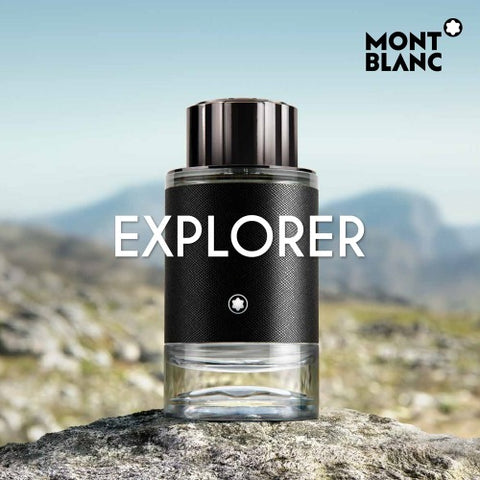 Buy original Mont Blanc Explorer EDP For Men 100ml only at Perfume24x7.com