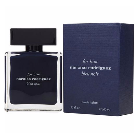 Buy original Narciso Rodriguez Bleu Noir EDT For Men 100 ML only at Perfume24x7.com