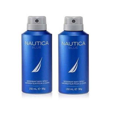 Buy original Nautica Blue Deodorant For Men 150ml only at Perfume24x7.com