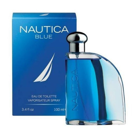 Buy original Nautica Blue Men Edt 100ml only at Perfume24x7.com