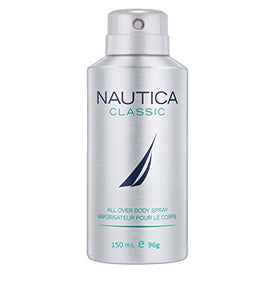 Buy original Nautica Classic Deodorant For Men 150ml only at Perfume24x7.com