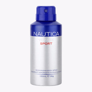 Buy original Nautica Voyage Sport Deodorant For Men 150ml only at Perfume24x7.com