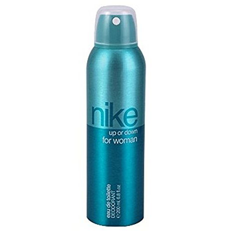 Buy original Nike Up or Down Deodorant for Women 200ml only at Perfume24x7.com