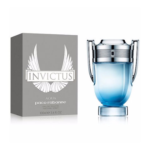 Buy original Paco Rabanne Invictus Aqua Edt For Men 100ml only at Perfume24x7.com