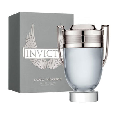 Buy original Paco Rabanne Invictus Edt For Men 100ml only at Perfume24x7.com