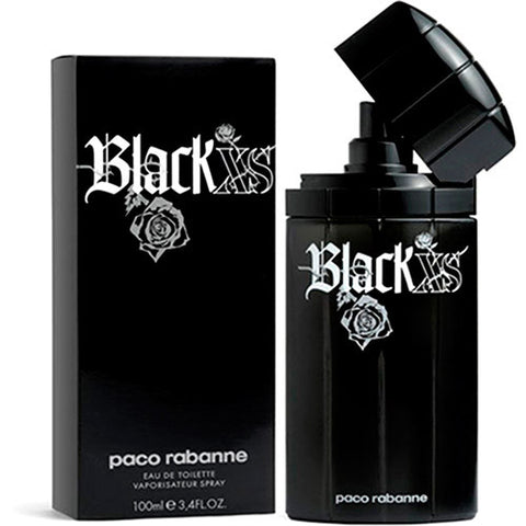 Buy original Paco Rabanne XS Black For Men Edt 100ml only at Perfume24x7.com