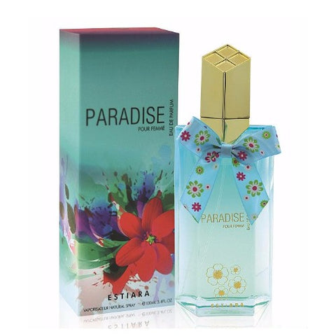 Buy original Paradise Pour Femme EDP For Women 100ml By Estiara only at Perfume24x7.com