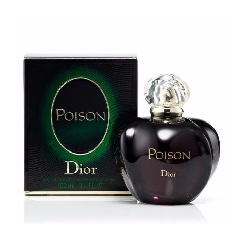 Buy original Poison By Dior EDT For Women 100ml only at Perfume24x7.com
