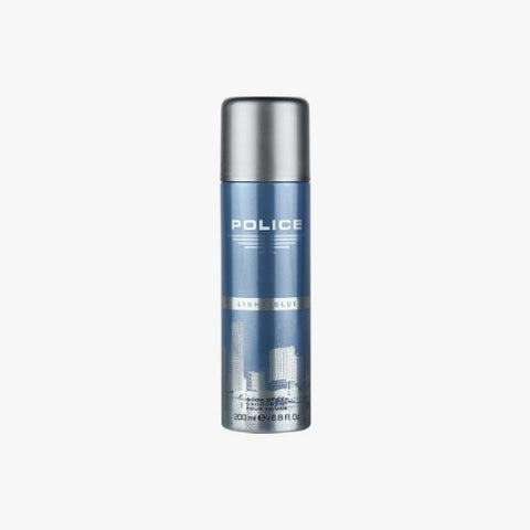 Buy original Police Light Blue Deodorant For Men 150ml only at Perfume24x7.com