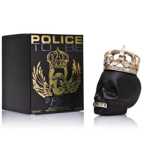 Buy original Police To Be The King For Men EDT 100ml only at Perfume24x7.com