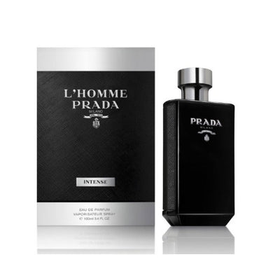 Buy original Prada L'homme Intense Eau De Parfum For Men 100ml only at Perfume24x7.com
