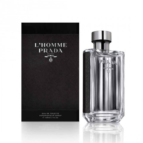 Buy original Prada L'Homme Edt For Men 100ml only at Perfume24x7.com