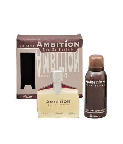 Buy original Rasasi Ambition EDP For Men 70ml only at Perfume24x7.com