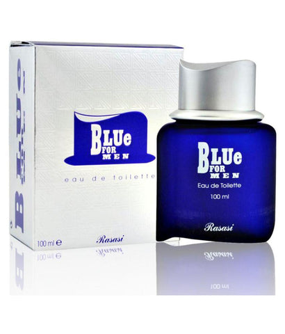 Buy original Rasasi Blue EDT For Men 100ml only at Perfume24x7.com