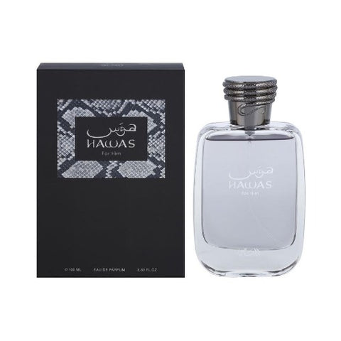 Buy original Rasasi Hawas EDP For Men 100ml only at Perfume24x7.com