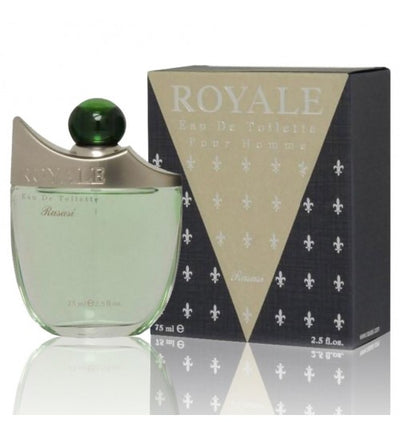 Buy original Rasasi Royale Pour Homme EDT only at Perfume24x7.com