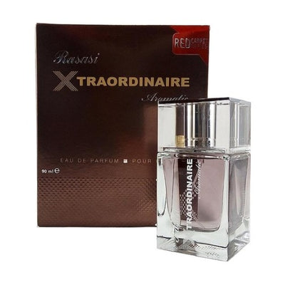 Buy original Rasasi Xtraordinaire Aromatic EDP For Men 90ml only at Perfume24x7.com