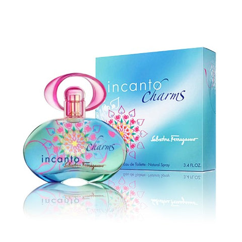 Salvatore Ferragamo Incanto Charms EDT For Women 100ml