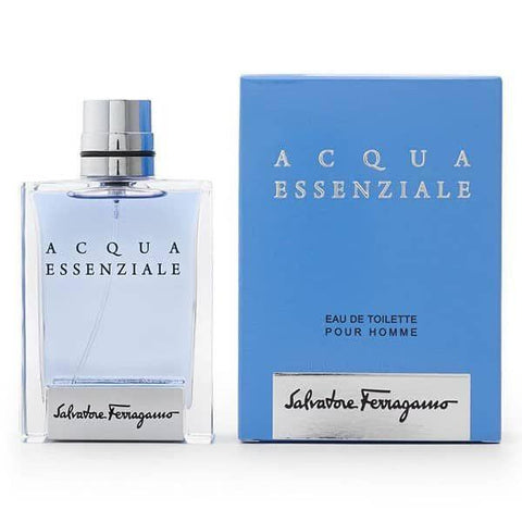 Buy original Salvatore Ferragamo Acqua Essenziale Edt Men 100ml only at Perfume24x7.com