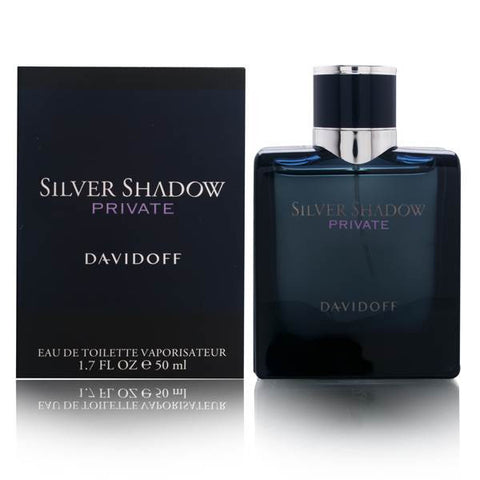 Buy original Davidoff Silver Shadow Private EDT For Men 100ml only at Perfume24x7.com