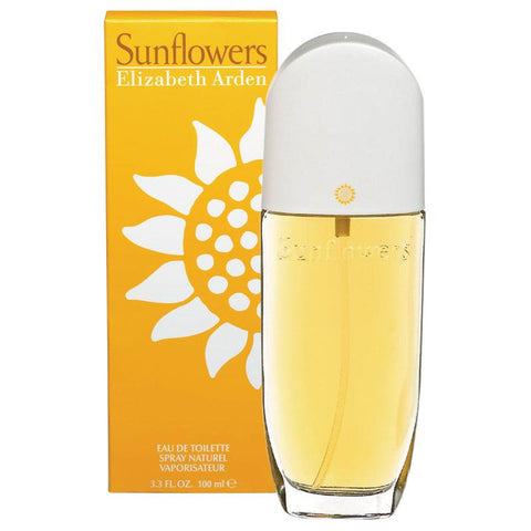 Buy original Elizabeth Arden Sunflowers EDT For Women 100ml only at Perfume24x7.com