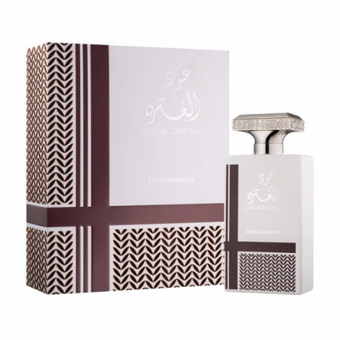 Swiss Arabian Oud Al Ghutra Edp For Men 100ml