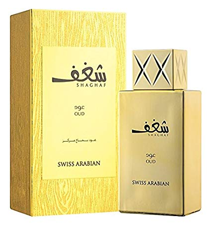 Buy original Swiss Arabian Shaghaf Oud Edp 75ml For Men & Women only at Perfume24x7.com