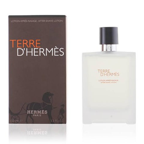 Hermes Terre D'Hermes After Shave Lotion For Men 100ml