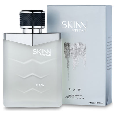 Buy original Titan Skinn Raw EDT For Men only at Perfume24x7.com