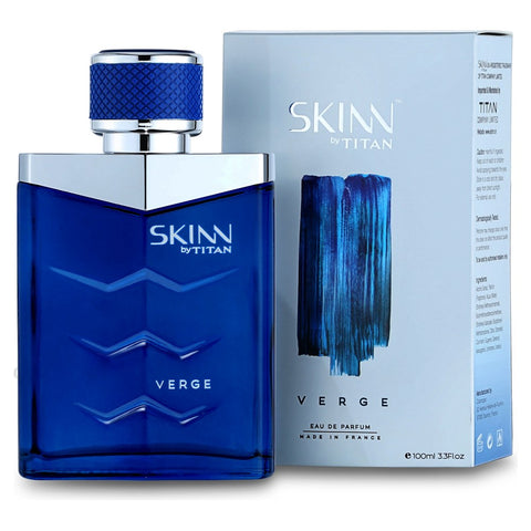 Buy original Titan Skinn Verge EDT For Men 100ml only at Perfume24x7.com