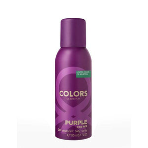 UCB United Dreams Colors Purple Deodorant For Women 150ml