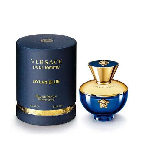 Buy original Versace Dylan Blue Pour Femme EDP 100ml For Women only at Perfume24x7.com