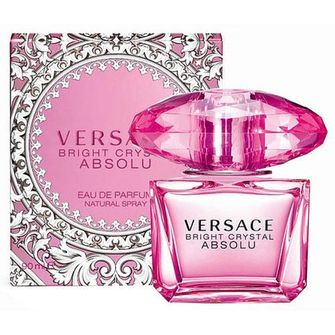 Buy original Versace Bright Crystal Absolu EDP 90ml For Women only at Perfume24x7.com