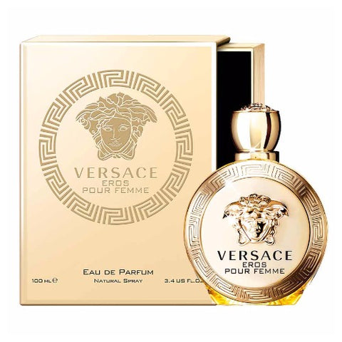 Buy original Versace Eros Pour Femme EDP 100ml For Women only at Perfume24x7.com