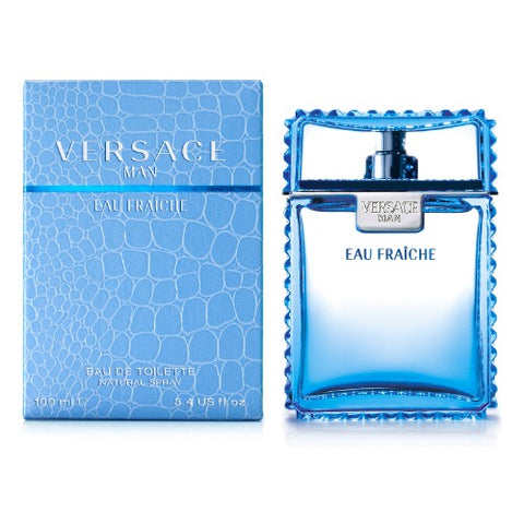 Buy original Versace Man Eau Fraiche EDT For Men only at Perfume24x7.com