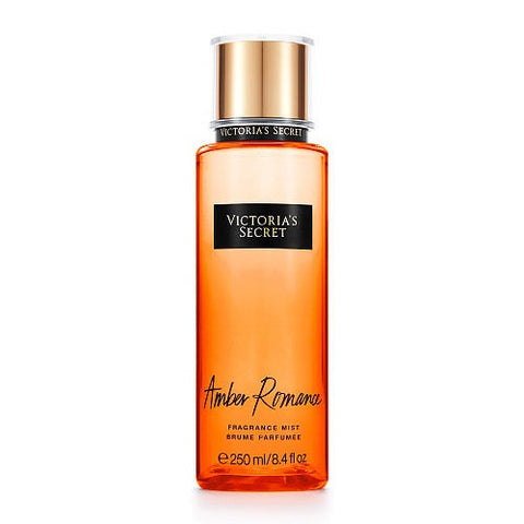 Buy original Victoria's Secret Amber Romance Fragrance Mist 250ml only at Perfume24x7.com