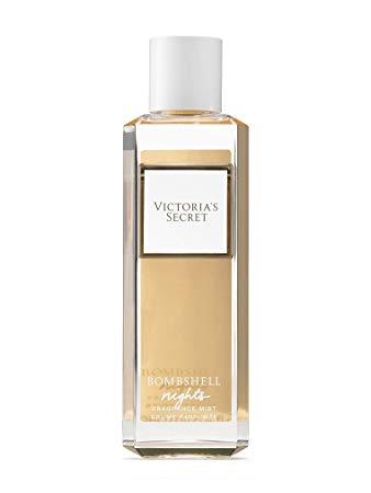 Buy original Victoria's Secret Bombshell Nights Fragrance Mist 250ml Brume Perfume only at Perfume24x7.com