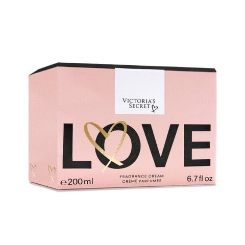 Buy original Victoria's Secret Love Fragrance Cream For Women 200ml only at Perfume24x7.com