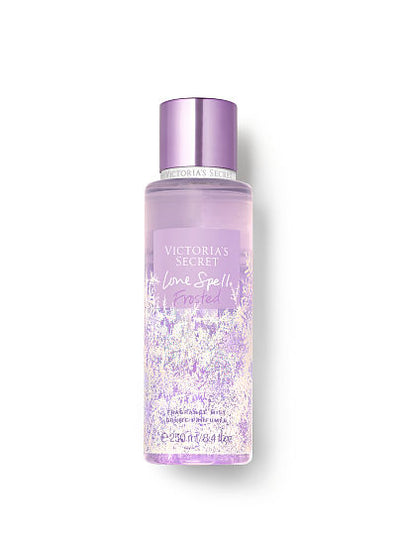 Buy original Victoria's Secret Love Spell Frosted Fragrance Mist 250ml only at Perfume24x7.com